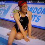 ロンハー水泳2018で葉加瀬マイの水着姿がセクシー!かわいい画像やシーンは?