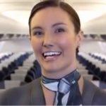 世界まる見え!CAやパイロットのボディペイント!NZ航空の機内安全ビデオとは?【画像あり】