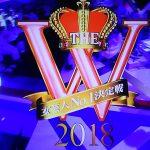 女芸人ナンバーワン決定戦THE W2018の結果&優勝速報!出場者や感想も!【女芸人グランプリ】